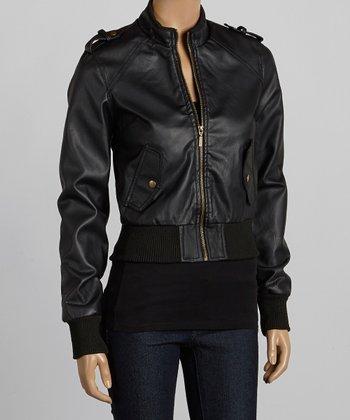 Black Comber Jacket - Women