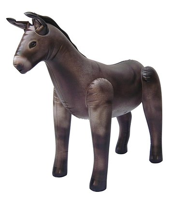 33'' Inflatable Donkey Jr.
