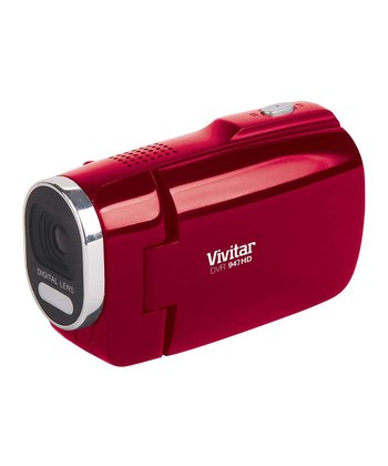 Red 12.1 MP Digital Video Recorder