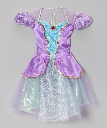 Purple Ballerina Diva Dress - Girls