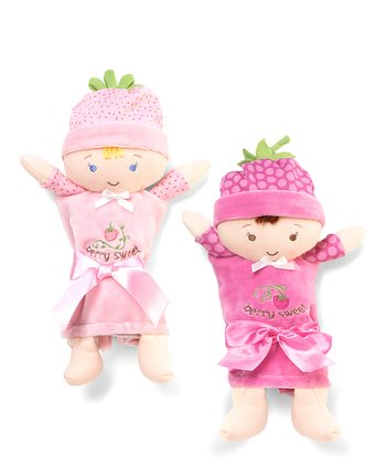 Berry Sweet Doll Set