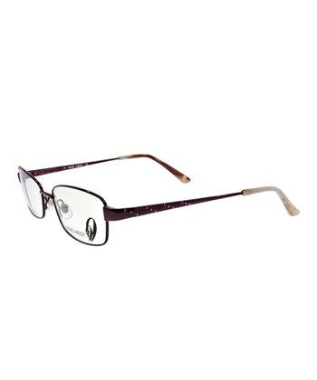 Purple Lilac Eyeglasses