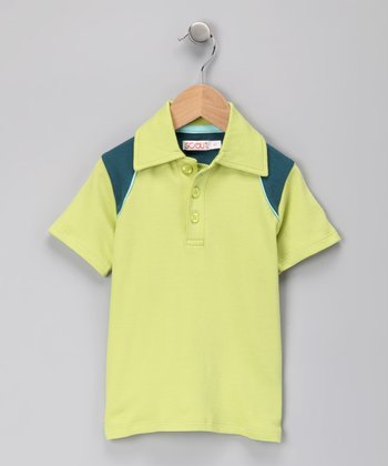 Leaf Organic Play Polo - Infant, Toddler & Boys