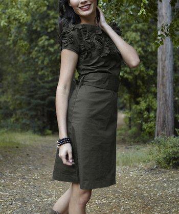 Green Sequoia Dress