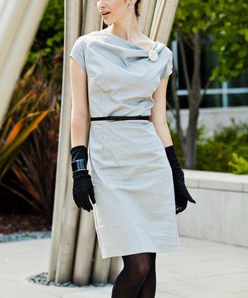 Gray Ruby Tuesday Dress