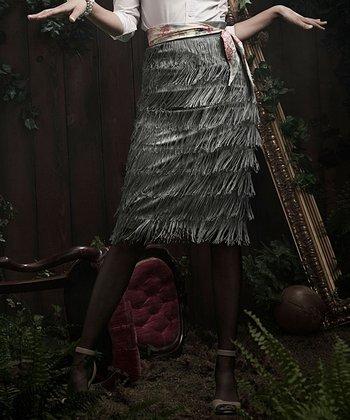 Silver Tambourine #18 Skirt