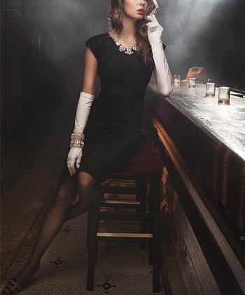 Black Syncopation Dress