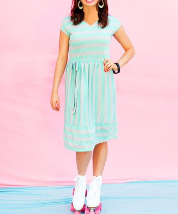 Mint Icy Mint Dress