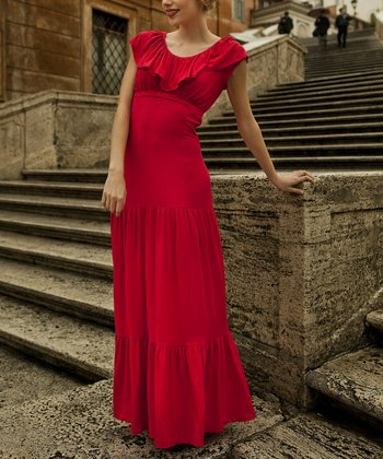 Red Rosso Dress
