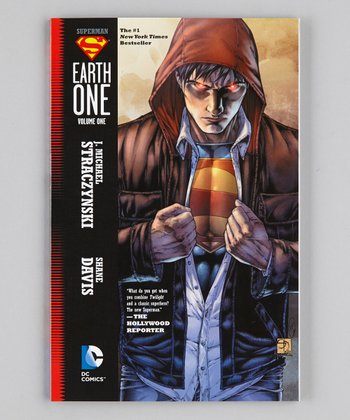 Superman Earth One Paperback