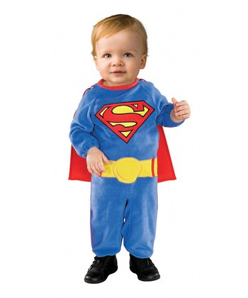Plush Superman Dress-Up Set - Infant & Toddler
