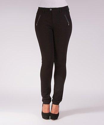 Liverpool Jeans Company Black Madonna Skinny Jeggings