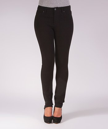 Liverpool Jeans Company Black Classic Madonna Skinny Jeggings