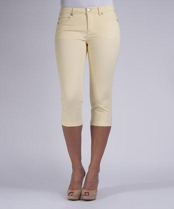 Liverpool Jeans Company Chammy Michelle Capri Pants