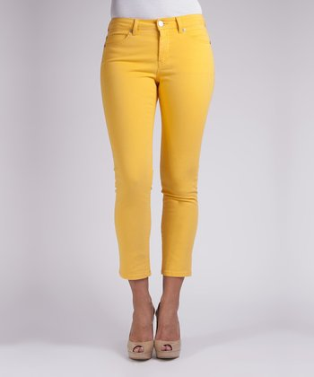 Liverpool Jeans Company Marigold Abby Ankle Skinny Jeans