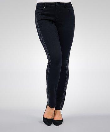 Liverpool Jeans Company Black Abby Skinny Pants