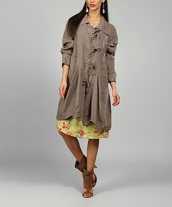Mole Sharon Linen Coat