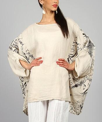 Sand Ariell Linen Tunic