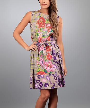 Mole Sonia Sleeveless Dress