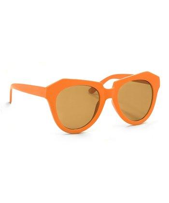 A.J. Morgan Orange Cookie Sunglasses