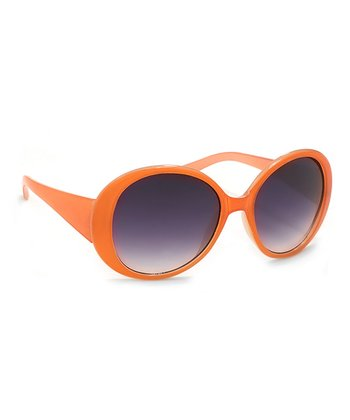 A.J. Morgan Orange Mango Sunglasses