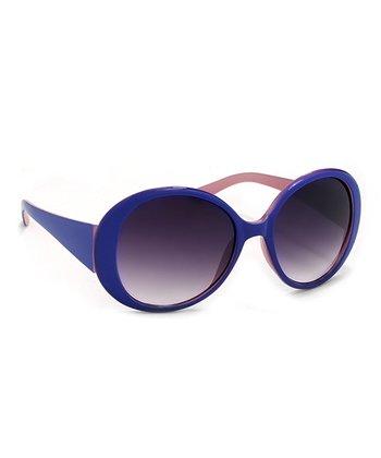 A.J. Morgan Purple Mango Sunglasses