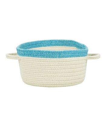 Cream & Blue Moon Hableland Utility Basket
