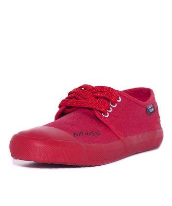BANGS Red Classic Sneaker