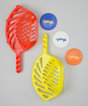 Frisbee Toss & Catch Game Set