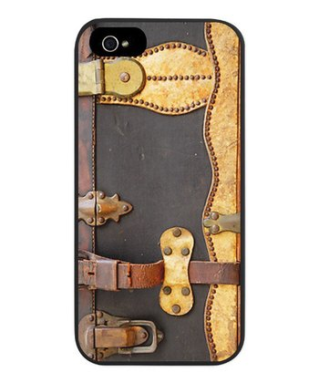 Antique Valise Case for iPhone 5/5s