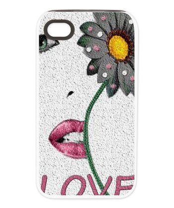 'Love' Tough Case for iPhone 4/4s