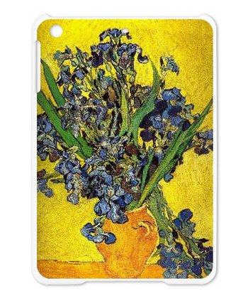 Yellow & Purple Iris Case for iPad Mini