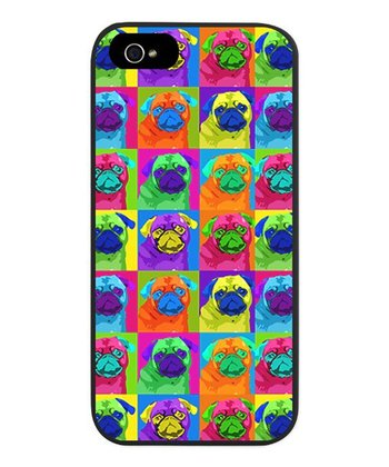 Pug Warholy Snap Case for iPhone 5/5s