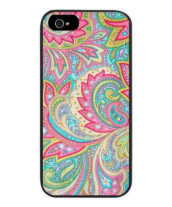 Pink Paisley Case for iPhone 5/5s