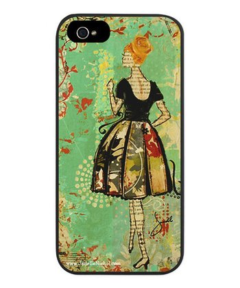 Green Fashion Snap Case for iPhone 5/5s