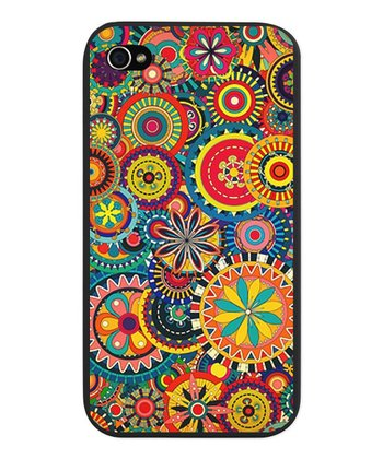 Funky Retro Snap Case for iPhone 4/4s