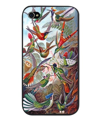 Exotic Tropical Hummingbirds Snap Case for iPhone 4/4s
