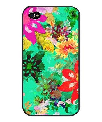 Green Garden Snap Case for iPhone 4/4s