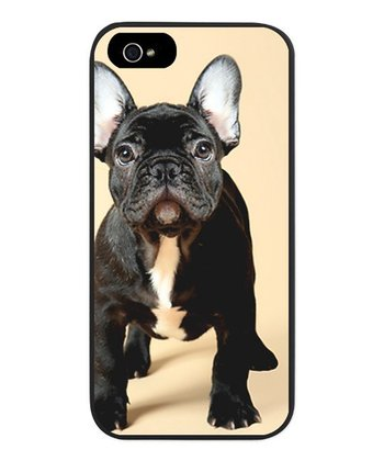 Frenchie Puppy Snap Case for iPhone 5/5s