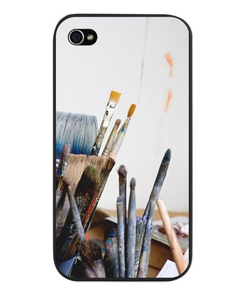 Paintbrush Snap Case for iPhone 4/4s