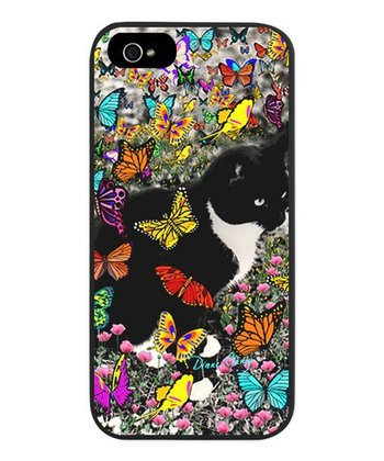 Freckles the Tuxedo Kitty Snap Case for iPhone 5/5s