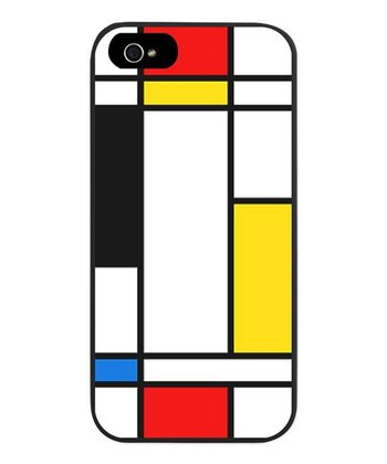 Mondrian Lines Case for iPhone 5/5s