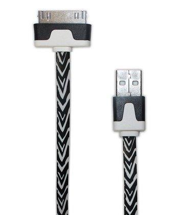 Zebra 30-Pin iPhone/iPad Sync Cable