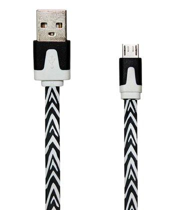 Zebra Micro-USB Charging/Data Sync Cable