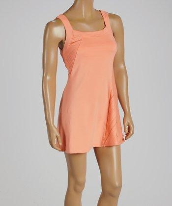 FILA Fusion Coral Collezione Strappy Dress - Women