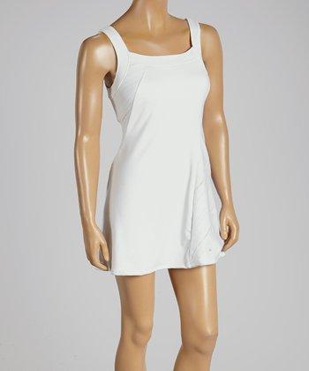 FILA White Collezione Strappy Dress - Women