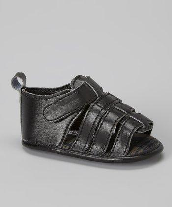 Joseph Allen Black Sandal