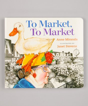 To Market, To Market Board Book