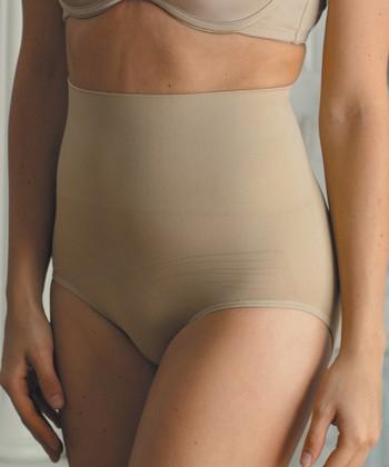 Nude Mid-Rise Briefs - Women & Plus