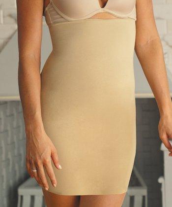 Nude Shaper High-Waist Slip - Women & Plus